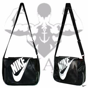 Bolsa Carteiro Modelo Transversal Nike Preto