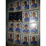 Lote 8 Figuritas Boca Juniors Fifa 365 2017 Panini
