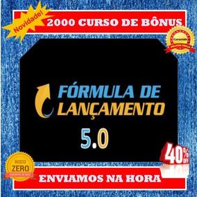 Fórmula De Lançamento 5.0- Erico Rocha+ 2000 Bônus
