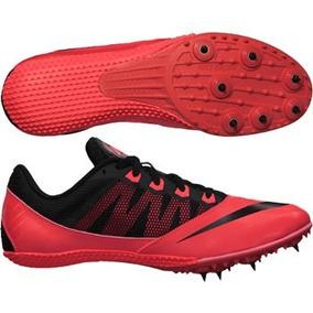 Zapatillas Con Clavos Para Velocidad Nike Liquido !