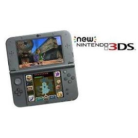 New Nintendo 3ds Xl Console + Cartão 4gb + Ar Cards