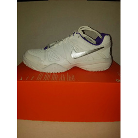 Tenis Nike City Court Con Cintas Escolar