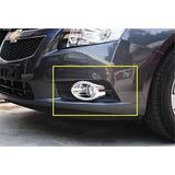 Bisel Cromado Para Neblineros Chevrolet Cruze 2008-2012