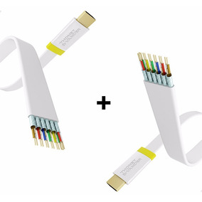 Promo 2 Cable Hdmi Oficial Thonet&vander - Referenz 3 Mts