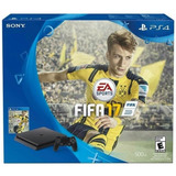 Playstation 4 Ps4 500gb Slim Edicion Fifa 17 Orl