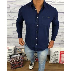 2f6360c7f8 Camisas Indigo Jeans Wrangler - Camisas Masculinas no Mercado Livre ...
