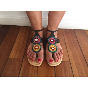 Sandalias Ojotas Zapatos Mujer Importadas Gap