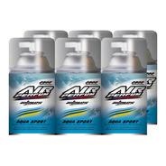 Aromatizante Automático En Aerosol Aquasport 185g Pack 6un