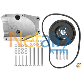 Kit Compressor Fiat Ducato 2.3 Sanden