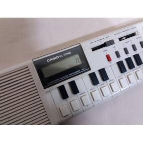308ffee7124 Mini Teclado Casio Pt 30 Antigo Anos 80s Japonês - Instrumentos ...