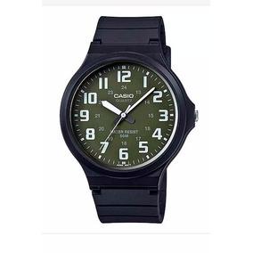 Relógio Analógico Casio Digital Mw-240-3bvdf
