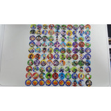 100 Tazos Sabritas Cheetos Dragon Ball Z Coleccion Completa