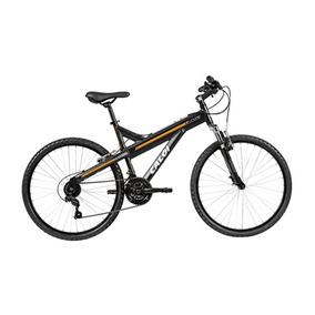 Bicicleta Caloi T-type Preta Aro 26 21 Marchas - Caloi