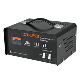 Cargador De Baterías, 50 A, 12 Volts Truper 13027