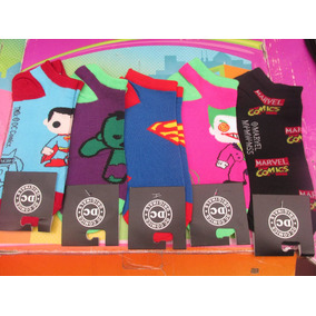 Medias Tobilleras Super Heroes Dc Talla 10/12