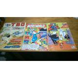 Tres Revistas Españolas Decadas 70/80
