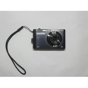 Samsung Smart Camera Dv300f 16.1mp Display Frontal Preta
