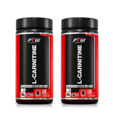 L-carnitina 500mg - Ftw - 2x 120 Capsulas # Termogenico