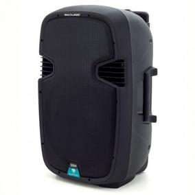 Caixa De Som 15 Pol Portátil Amplificadora Bluetooth Sp220