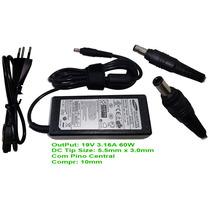 Fonte Samsung Ad-6019a Ad-6019r Ad-8019 19v 3.16a - Sm1510