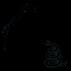 Cd Metallica - Black Album (1991) Lacrado