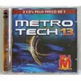 Cd Duplo Metrotech 13 (radio Metropolitana)