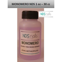 Monomero Morado 1 Oz - 30 Ml Secado Rapido Nds.nails