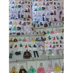 40 Roupinhas Para Bonecas Barbie .