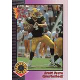 1992 Wild Card Field Force Brett Favre Green Bay Packers Qb