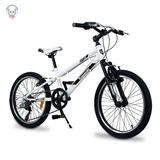 Bicicleta Rod 20 Kawasaki Kht-210 Mountain Bike 7 Cambios