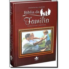 Bíblia Da Família: Estudos De Jaime E Judith Kemp - Ara