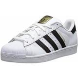 Adidas Superstar Originales - Caballeros Talles Del 35 Al 43