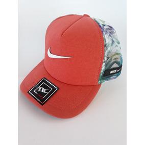 Boné Nike Trucker Sb Snapback Ajustavel Aba Curva De Telinha 83d652ee628