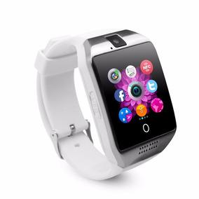 Reloj Inteligente Smart Watch Q18 Pantalla Curva Bluetooth