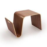 Mesa Complemento Con Revistero, Diseño Eric Pfeiffer - Mad