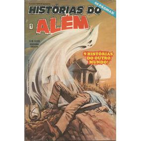Histórias Do Além N° 1 Quadrinhos De Terror Clássico
