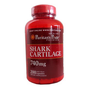 Cartilago De Tiburon, Shark Cartilag - Unidad a $20