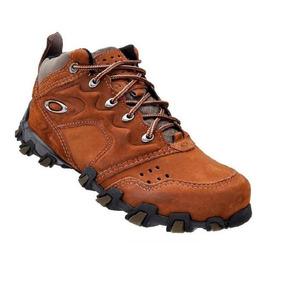 Bota Zoomp - Cano Alto Masculino Oakley - Sapatos no Mercado Livre ... 83353b5e53a