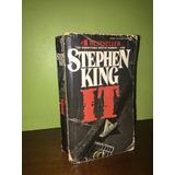 Libro, It De Stephen King, En Inglés.