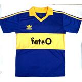 Camiseta De Boca Retro Año 90/91