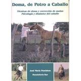 Doma De Potro A Caballo - Jm Peschiera - Edit Hemisferio Sur
