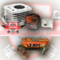 Kit Aumento De Cilindrada 4mm Cg/titan 125 2000/2001 P/150cc
