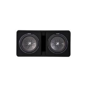 Kicker - Compr Dual 12 De Doble Bobina De Voz De 2 Ohmios Su