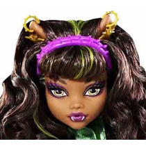 Wonderwolf Clawdeen Wolf Loba Maravilla Monster High