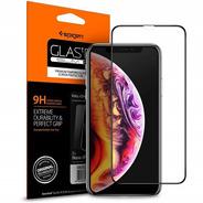 Película De Vidro iPhone XS Max Spigen Glastr Slim Hd