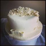 Matrimonio:maqueta De 2 Pisos Mas 100 Porciones Torta Ingles