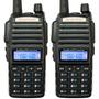 Combo 2 Handy Baofeng Uv82 Plus 10wradio Handie Alclick