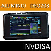 Mini Osciloscopio Portatil Digital 4 Canales 144 Ms/s Usb
