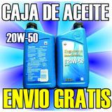 Aceite Para Motor Chevron 20w-50 Envio Gratis