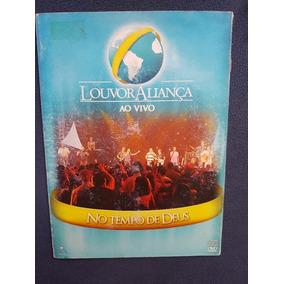 Louvor Aliança Ao Vivo - Dvd Original